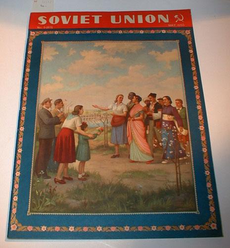 SOVIET UNION.  Illustrated Monthly.