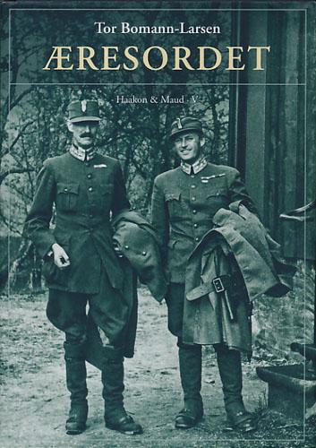 (HAAKON VII) Æresordet. Haakon & Maud V.