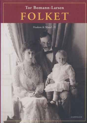 (HAAKON VII) Folket. Haakon & Maud II.