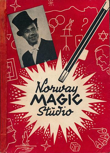 NORWAY MAGIC STUDIO.  Katalog Nr. 3.