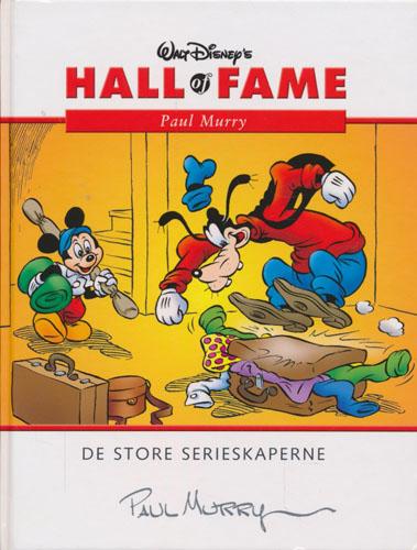 (DISNEY) WALT DISNEY'S HALL OF FAME:  Paul Murry.
