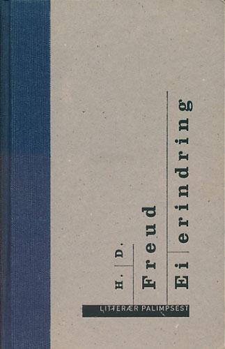 (DOOLITTLE, HILDA:) Freud. Ei erindring.