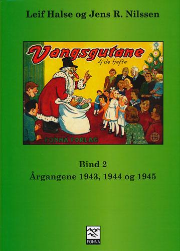 Vangsgutane. Bind 2. Innleiing av Olav Norheim.