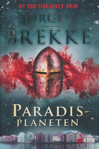 Paradisplaneten. Kriminalroman.