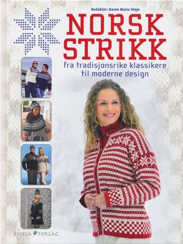 Norsk strikk.