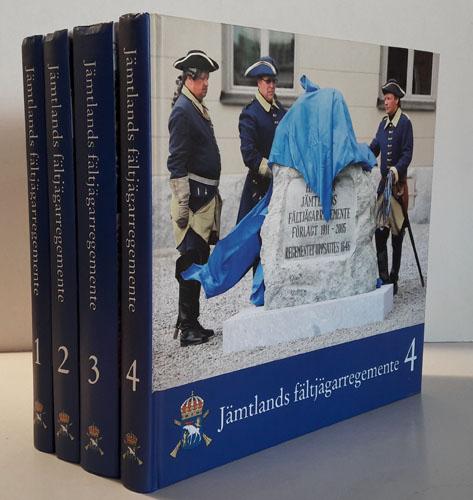 Jämtlands fältjägarregemente - regementet, bygden och staden.