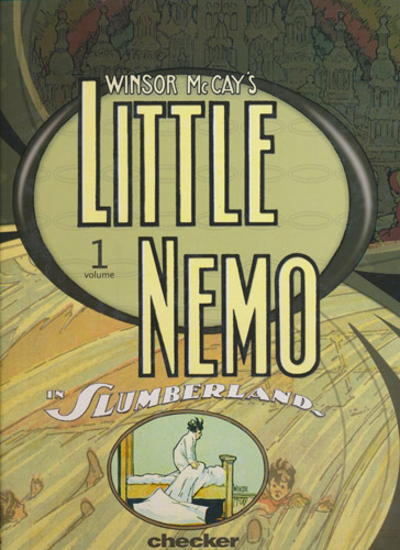Little Nemo in Slumberland.
