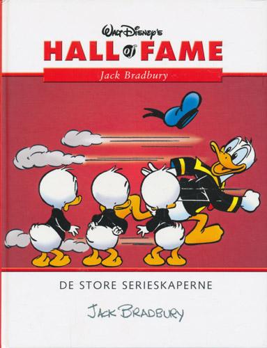 (DISNEY) WALT DISNEY'S HALL OF FAME:  Jack Bradbury.