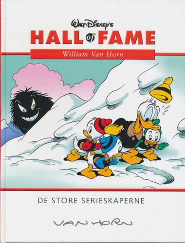 (DISNEY) WALT DISNEY'S HALL OF FAME:  William van Horn.