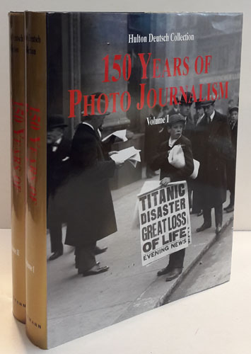 150 Years of Photo Journalism. The Hulton Deutsch Collection.