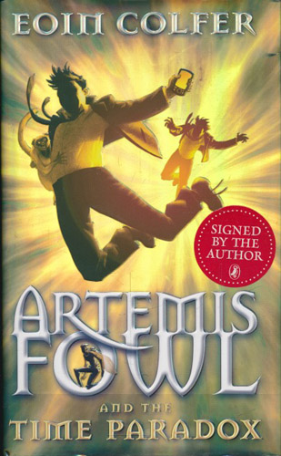 Artemis Fown and the Time Paradox.