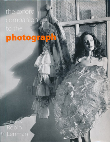 The Oxford Companion to the Photograph.