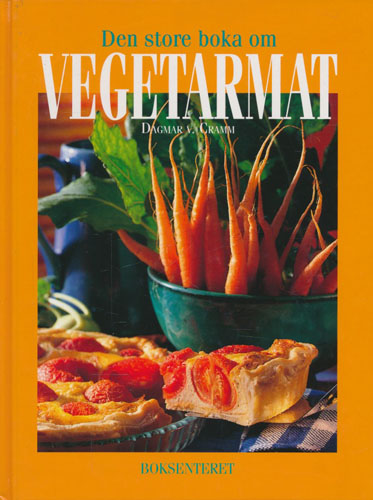 Den store boka om vegetarmat.