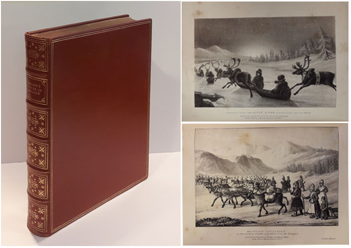 A Winter in Lapland and Sweden With Various Observations Relating to Finmark and its Inhabitants; Made During a Residence at Hammerfest, Near the North Cape.
