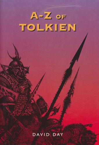 (TOLKIEN, J.R.R.) A-Z of Tolkien.