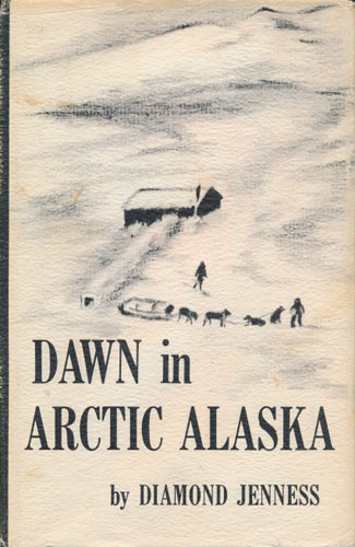 Dawn in Arctic Alaska.