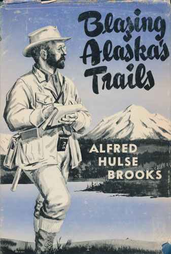 Blazing Alaska's Trails.