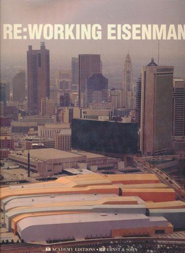 (EISENMAN, PETER) Re:Working Eisenman.
