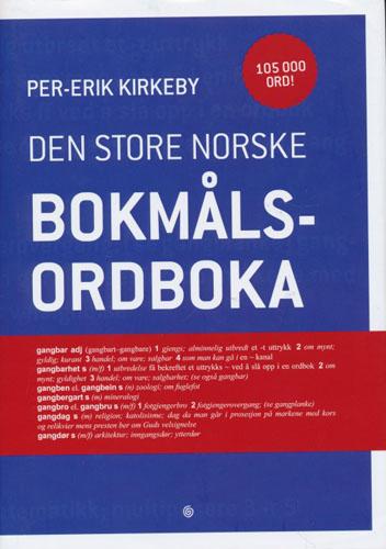Den store norske bokmålsordboka.