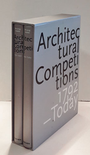 Architectural Competitions 1792 - Today.