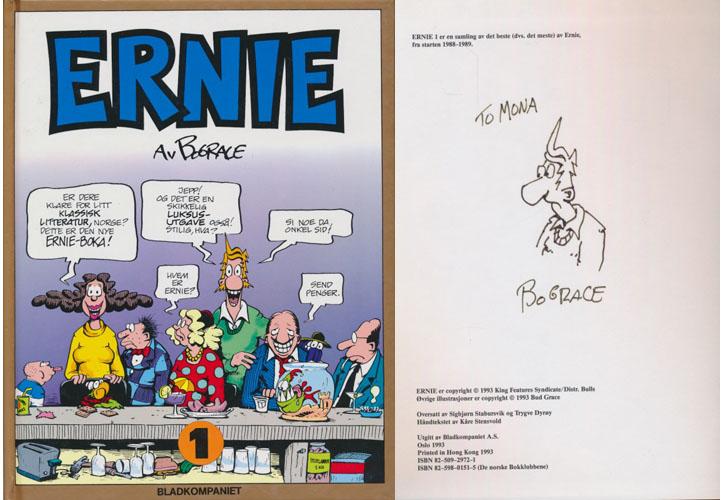 Ernie 1.