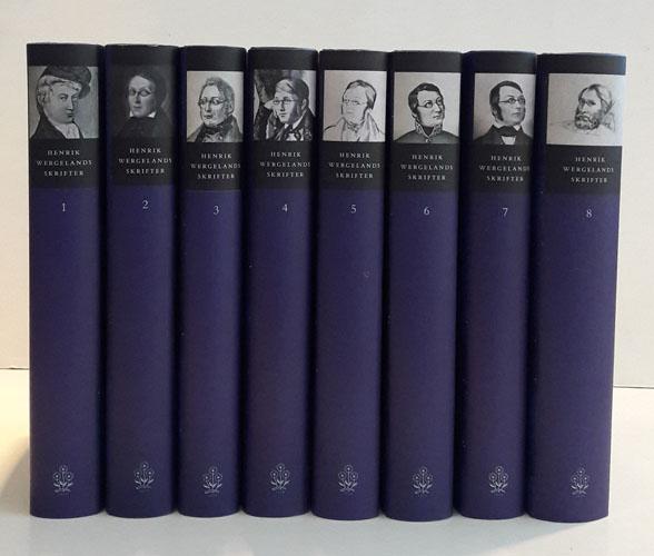 Skrifter. Redigert av Leiv Amundsen og Didrik Arup Seip