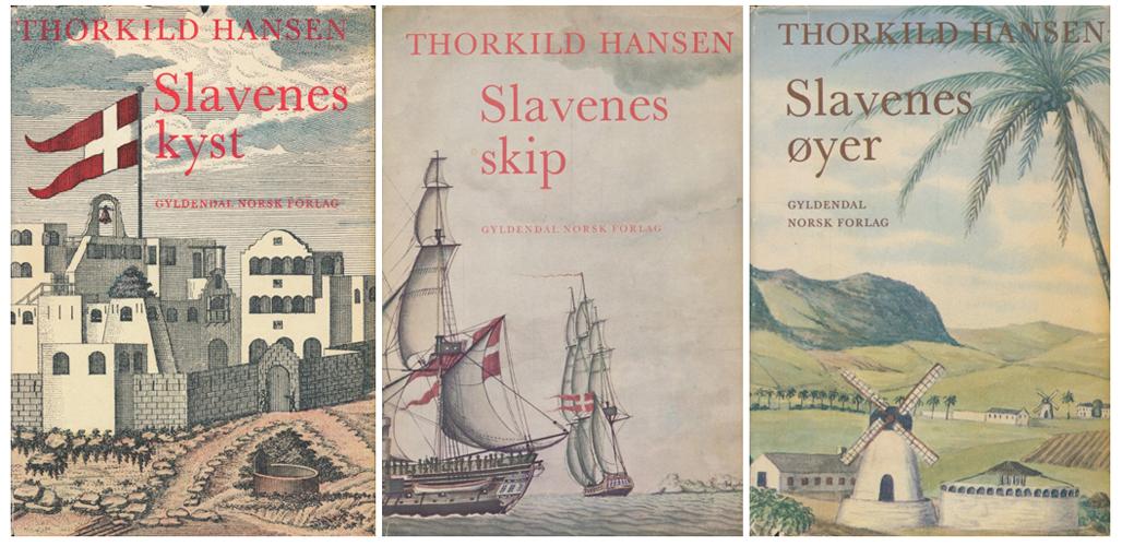 Slavenes kyst. / Slavenes skip. / Slavenes øyer.