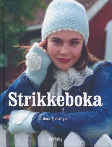 (STRIKKING) Strikkeboka.