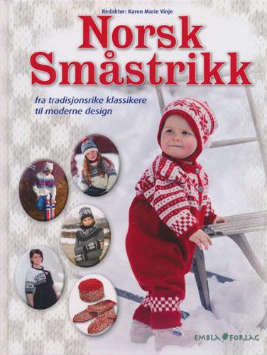 (STRIKKING) Norsk småstrikk.