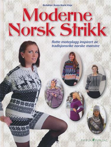 (STRIKKING) Moderne norsk strikk.