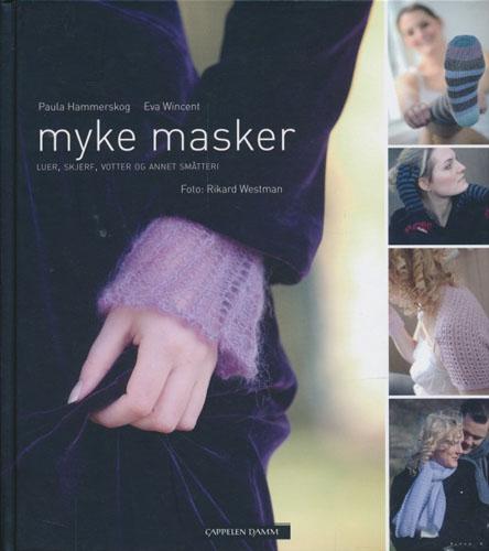 (STRIKKING) Myke masker.