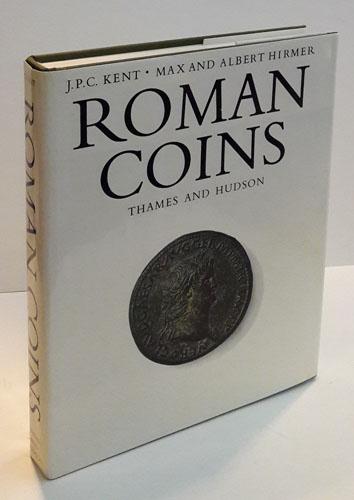 Roman Coins. Photographs Max and Albert Hirmer.