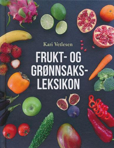 Frukt- og grønnsaksleksikon.