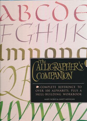 The Calligraphers' Companion.