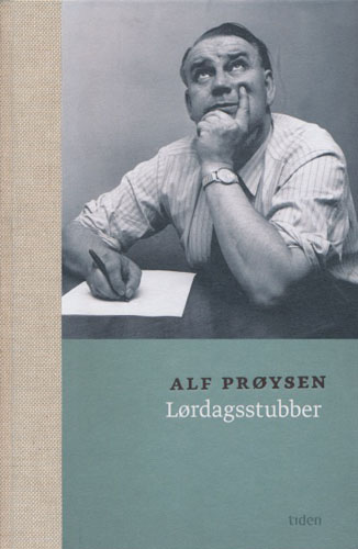 Lørdagsstubber. Redigert og med etterord av Jan Erik Vold.