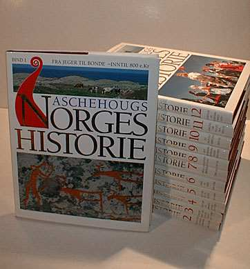 ASCHEHOUGS NORGESHISTORIE.