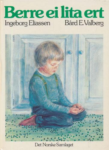 Berre ei lita ert. Teikningar av Bård E. Valberg.