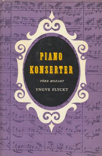 Pianokonserter före Mozart.