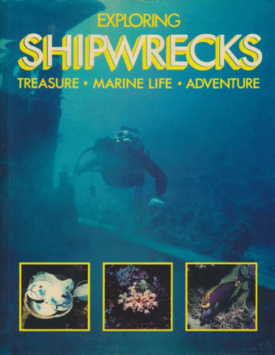 Exploring shipwrecks.