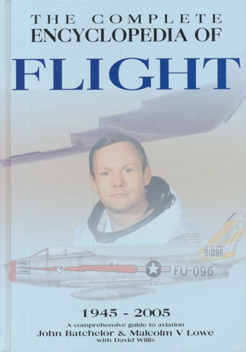 The complete encyclopedia of flight 1945 - 2005.