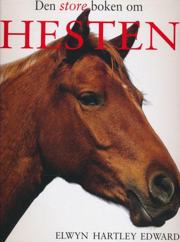 Den store boken om hesten.