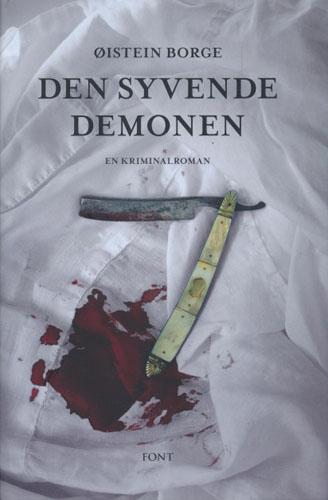 Den syvende demonen. En kriminalroman.