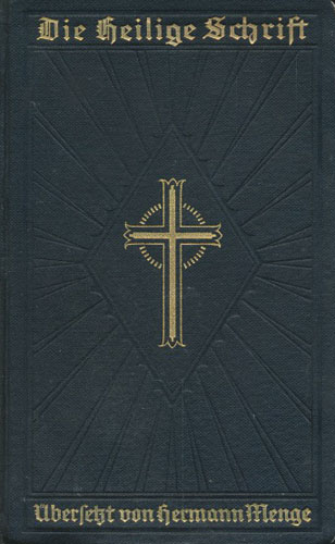 (BIBELEN) Die Heilige Schrift. Alten u.Neuen Testaments.
