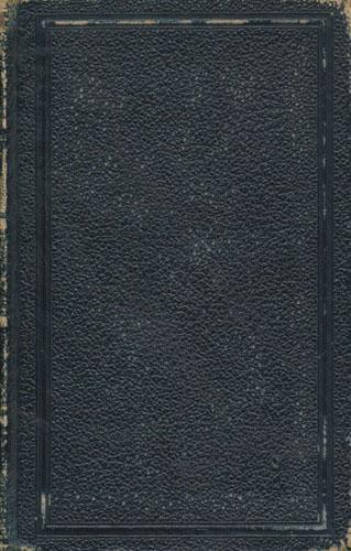(BIBELEN) La Santa Biblia, que contiene el Antiguo Y el Nuevo Testamento. Version de Cipriano de Valera.