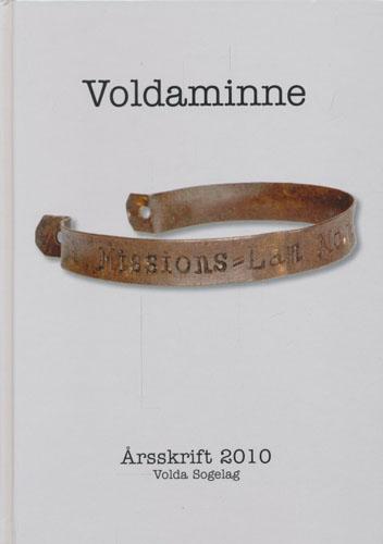 VOLDAMINNE.  Årsskrift for Volda Sogelag