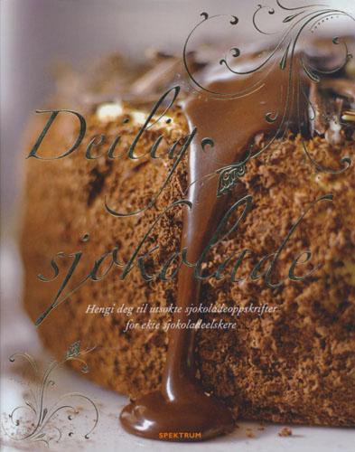 DEILIG SJOKOLADE.  Hengi deg til utsøkte sjokoladeoppskrifter for ekte sjokoladeelskere.