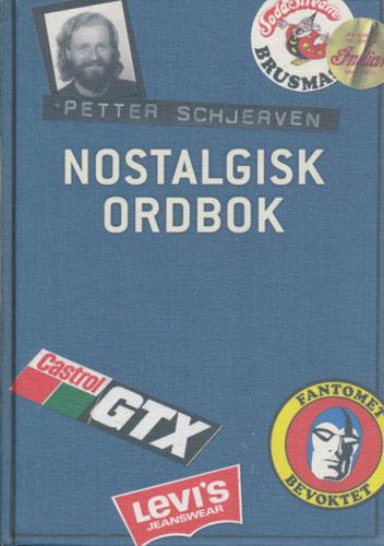 Nostalgisk ordbok.