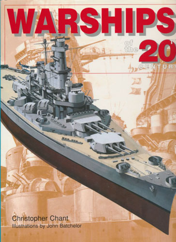 Warships of the 20th century.
