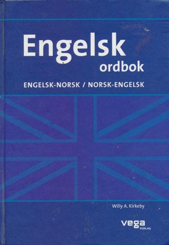 Engelsk ordbok. Engelsk-norsk / norsk-engelsk.