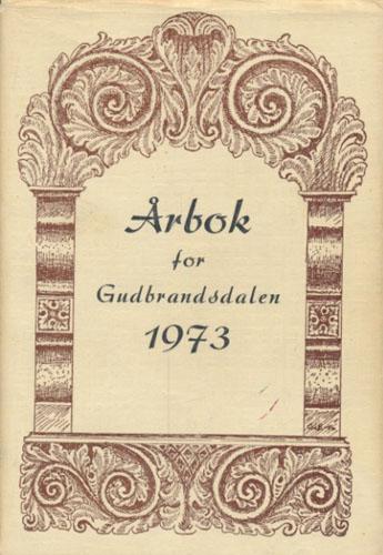 ÅRBOK FOR GUDBRANDSDALEN.